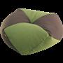 座布レッチミニ緑